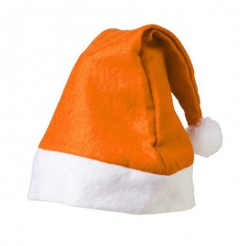 Bonnet de Noël Orange