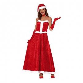 Déguisement Santa Claus Femme